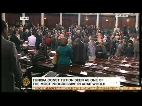 Tunisia assembly approves new constitution