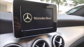 Mercedes OBD2 Activation CarPlay AndroidAuto  CLA A Class