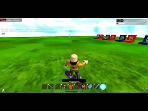 Roblox: Flying Skateboard glitch
