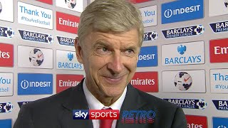 'Maybe we'll have a good surprise for you'  Arsene Wenger before Arsenal signed Mesut Ozil