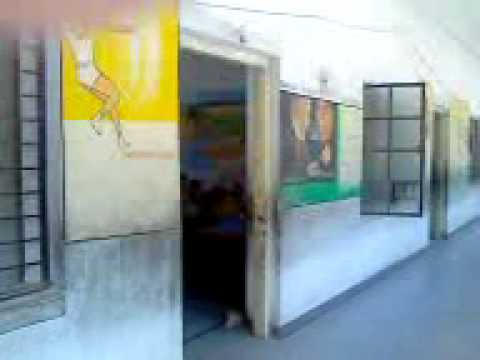Class Room, University of Hyderabad Campus School