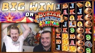 Big win - Buster Hammer Carnival