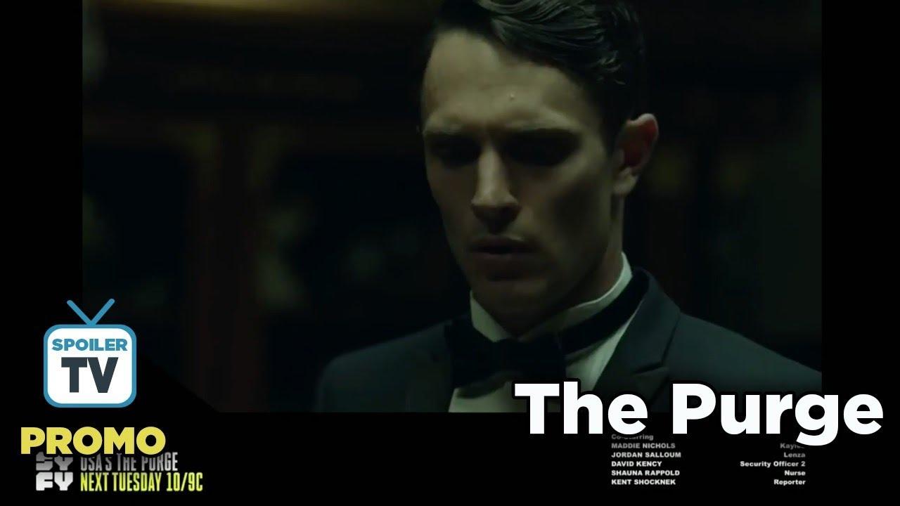 1626e91a380125 The Purge 1x02 Promo