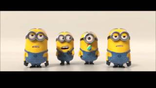 Bad Blood Taylor Swift (Minions Version)