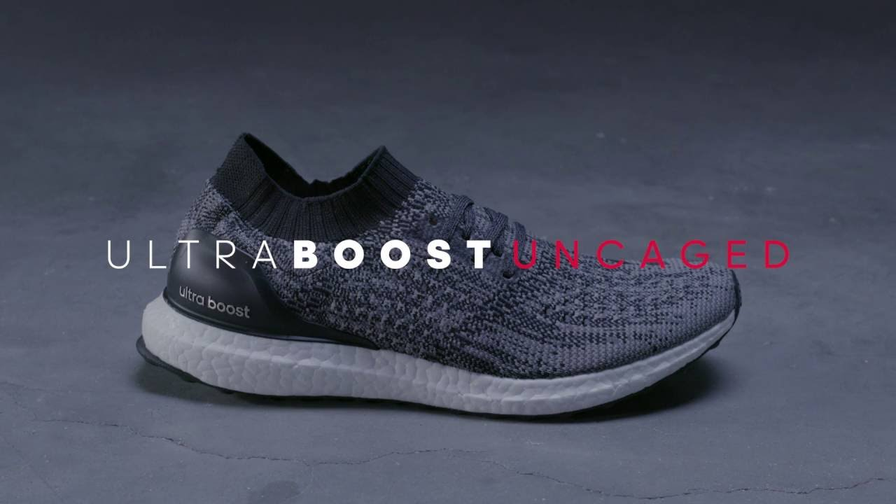 f81d01e9eb76 Adidas Ultra Boost Uncaged - YouTube
