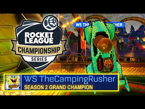 THE OFFICIAL RLCS WHEELSHAKERS ROCKET LEAGUE TEAM!!