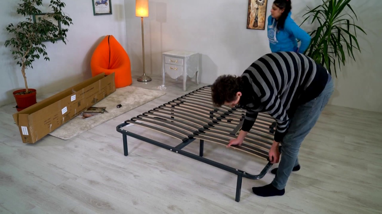 Cadre Photo Sur Pied Ikea montage sommier pegasus 160x200 cm