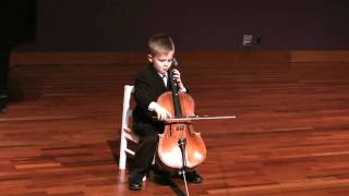 """Christopher Tate, Cello - Theme from """"Witches"""