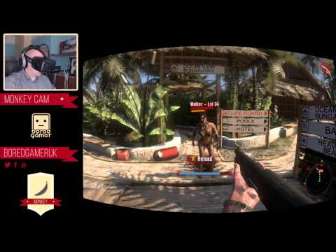 Oculus Rift DK2 - Dead Island vorpX Settings - Not the best