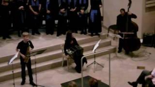 La Yumba - Bandoneon + Saxophone