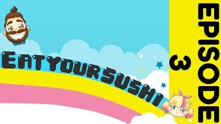 Eat Your Sushi: Earthquake in Japan