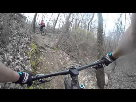 Sawweekee Anaconda trail mountain bike illinois chicago singletrack
