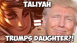 DONALD TRUMPS DAUGHTER IN LEAGUE OF LEGENDS?