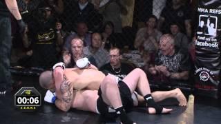Bret Hunt v Kyle Mitchell - Combat Challenge