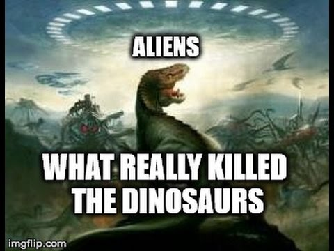 what really killed the dinosaurs essay