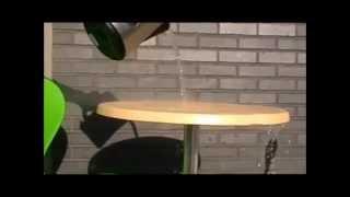 Тест стола Topalit(, 2015-05-18T06:40:11.000Z)