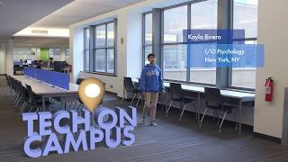 Baruch College Virtual Tour: Tech on Campus
