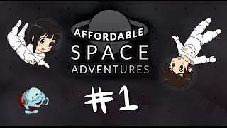Affordable Space Adventures: All aboard. (#1) - 2PPG