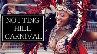 Notting Hill Carnival 2017 | Anpu Travels