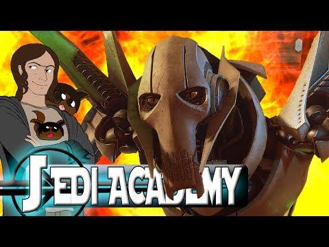 Jedi Academy - General Grievous Survival!
