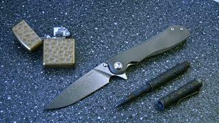 Джентельменский набор от Carson - нож Boiling, зажигалка Meteorite, тактический ручка War Armor.