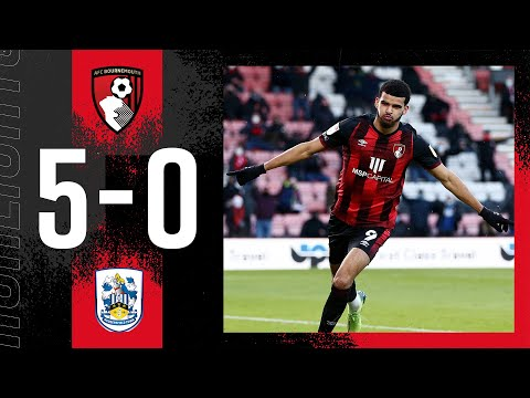 Bournemouth Huddersfield Goals And Highlights