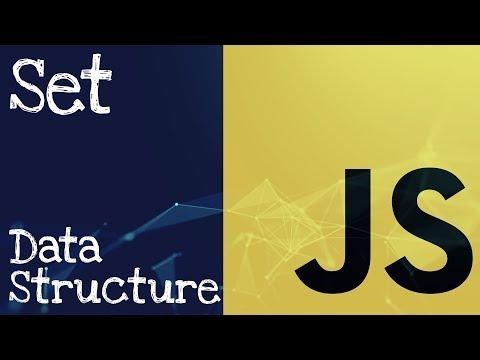 Set Data Structure In JavaScript : learnjavascript