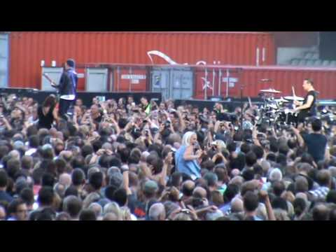U2 - THE JOSHUA TREE TOUR 2017 - BRUXELLES - 01/08/2017