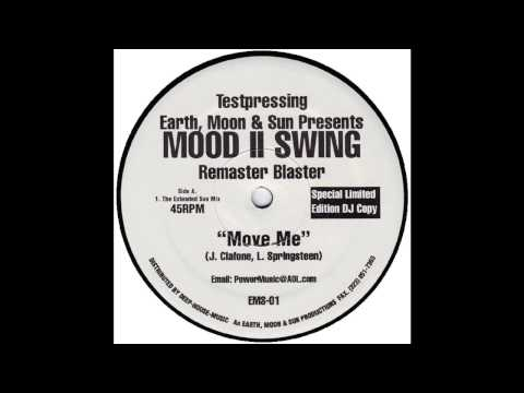 Mood II Swing - Move Me (The Extended Sun Mix)