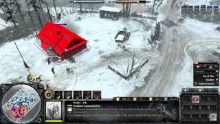 Company of Heroes 2- I hate fucking support guns