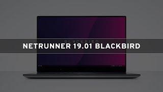netrunner 19.01 Blackbird - See What's New