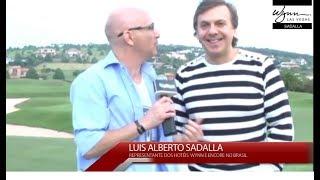 Sadalla foi entrevistado por Edu Blanco