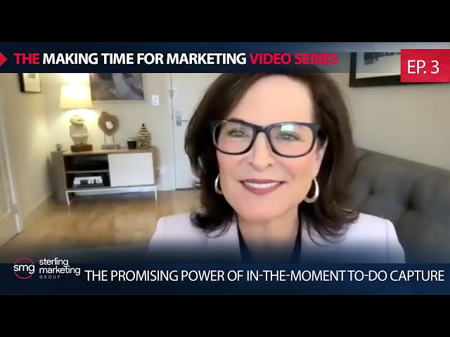 The Promising Power Of In-The-Moment To-Do Capture