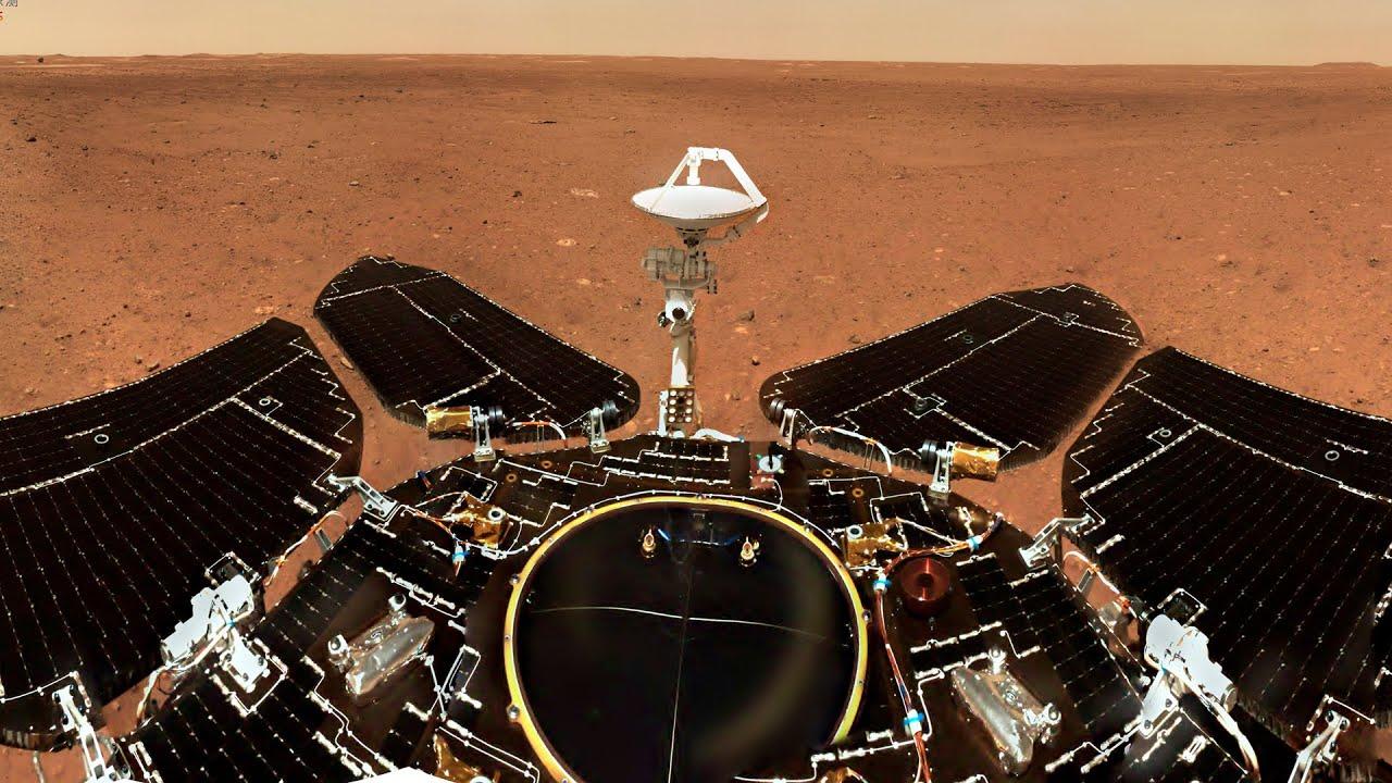 Som ET - 59 - Mars - Zhurong Sol 27
