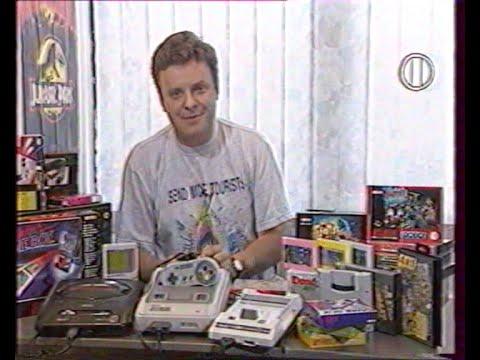 Денди Новая Реальность: телеканал ОРТ, 4 выпуск [7 июля 1995] !!! ПОЛНЫЙ ВЫПУСК !!!