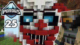 Pondus #25 - ZAGIS BASE! - Dansk Minecraft