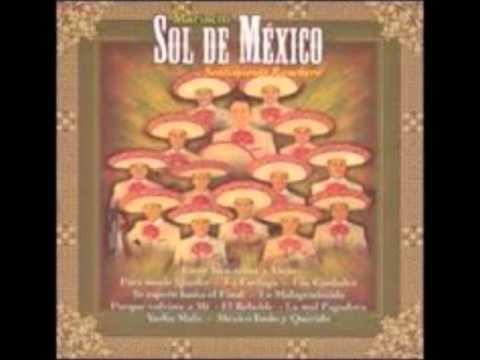 popurri de sones mariachi sol de mexico