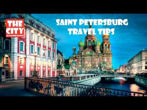 Saint Petersburg Travel Tips