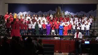 Monitor Elementary 2nd Grade | Treena the Singing Christmas Tree