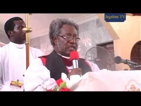 Archbishop Segun Okubadejo decries state of the Nation at 7th synod anglican communion