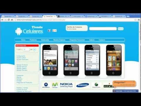 Diseño Gráfico de Tienda Virtual - Multimedia Aplicada