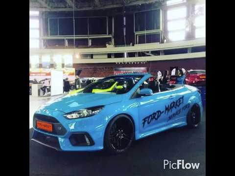 ford focus rs convertible! - youtube