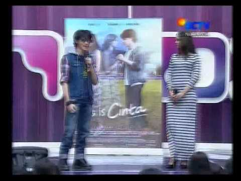 This Is Cinta - Yuki Kato & Shawn Adrian Nyanyi di Inbox