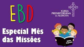EBD das Crianças (23/08/2020)