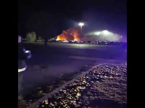 Plane crash in Elko City, NeVada