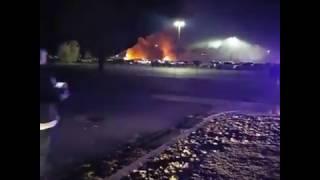 Plane crash in Elko City, NeVada
