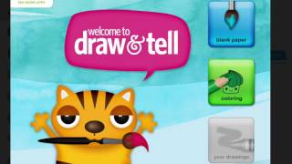 Draw and Tell tutorial
