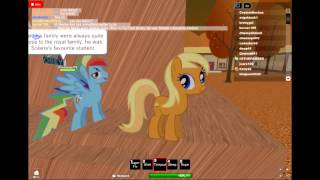 ARE YOU BRONY- Pony Roblox Roleplay Video #2