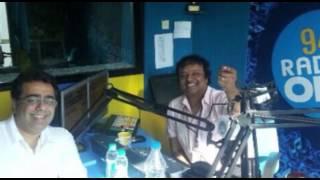 Rishi Piparaiya on RadioOne (India)
