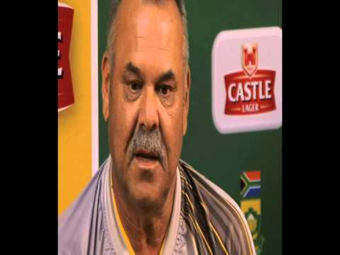 Dav Whatmore Pre Match Press Conference 2nd Test
